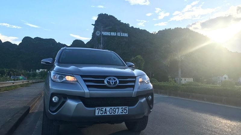 Hoi An to Phong Nha by car