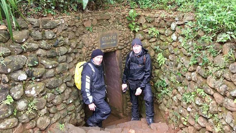 Hue to Vinh Moc Tunnels by Car – Private Driver