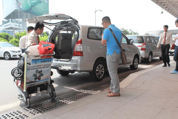 Danang airport transfer to danang