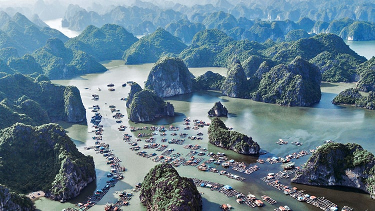 Ha Noi to Cat Ba Islands by Private Car