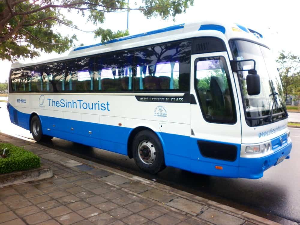 5 Ways To Travel From Danang to Hue by bus