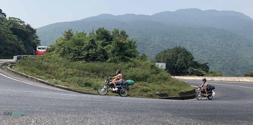 5 Ways To Travel From Danang to Hue by motorbike