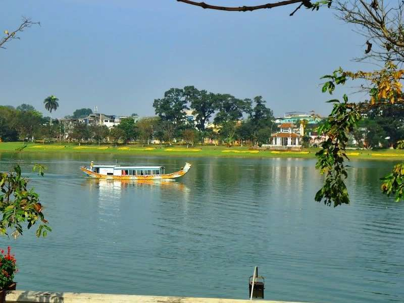 Is Hue worth visiting - Huong River