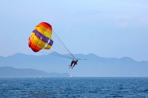 My Khe Beach in Da Nang City vietnam