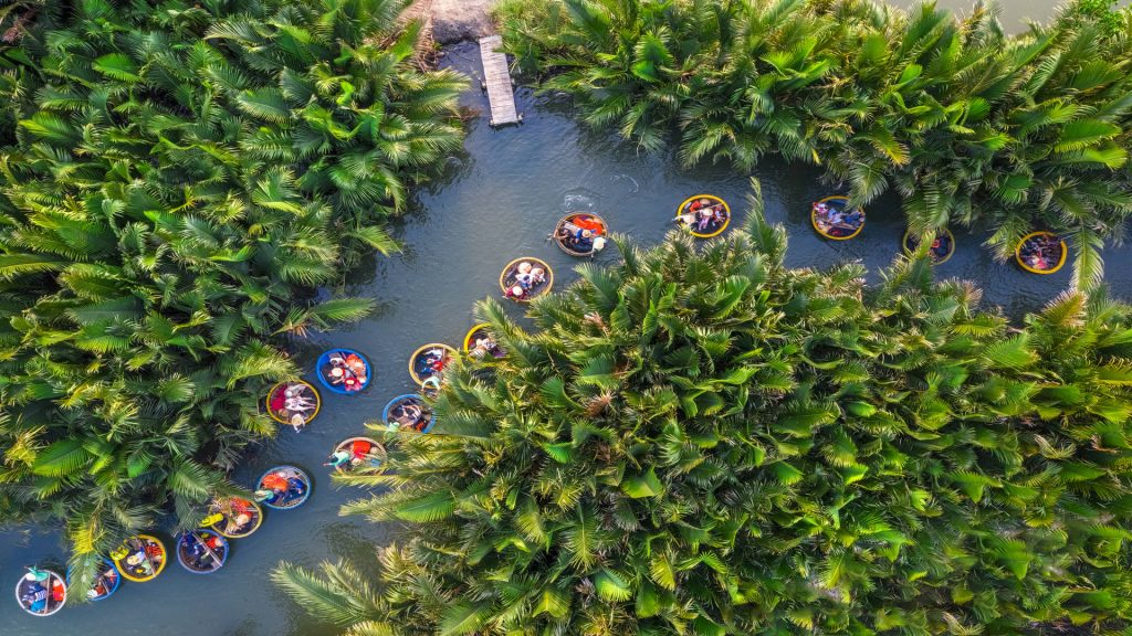 Bay Mau Coconut Village - What to do in Hoi An Vietnam