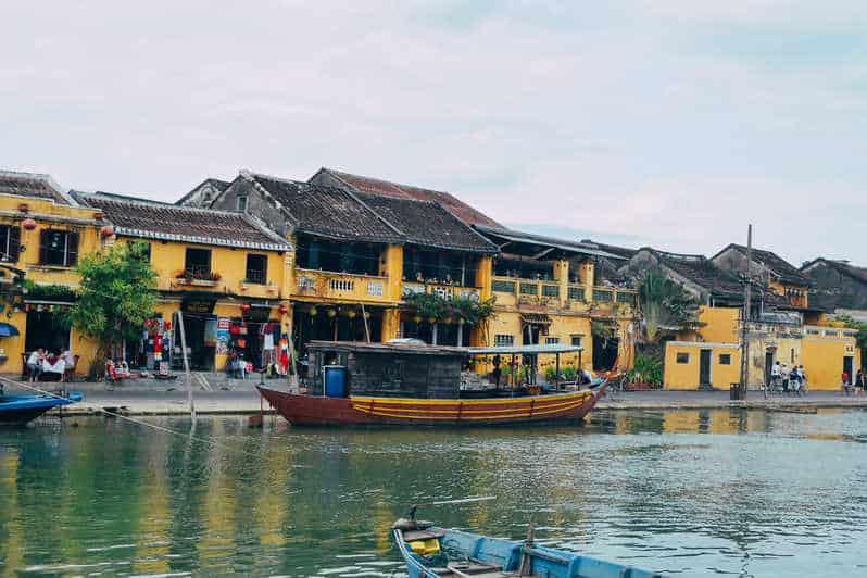 From Da Nang to Hoi An