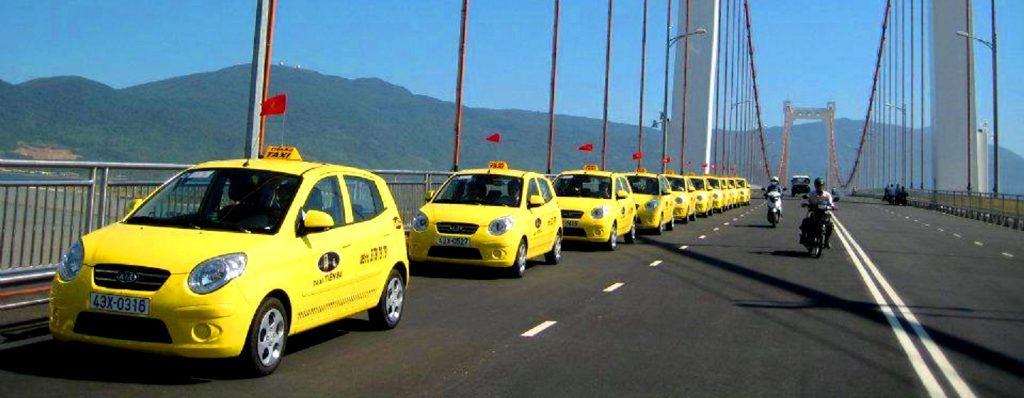 Travel From Da Nang to Hoi An by taxi