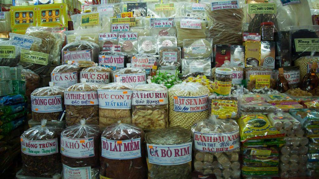 Shopping in Danang vietnam