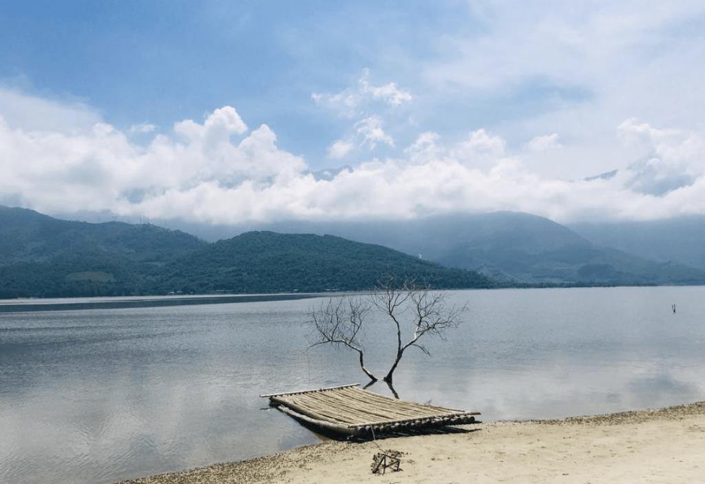Lap An Lagoon Hue, Vietnam