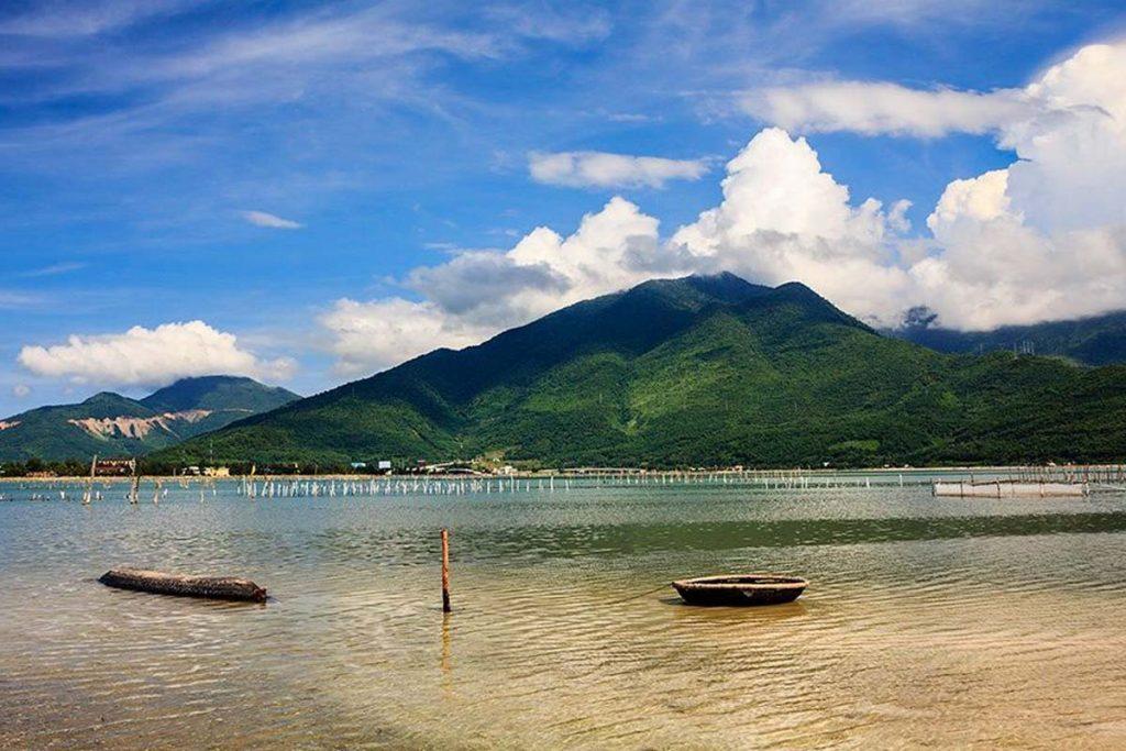 Lap An Lagoon in Hue Vietnam
