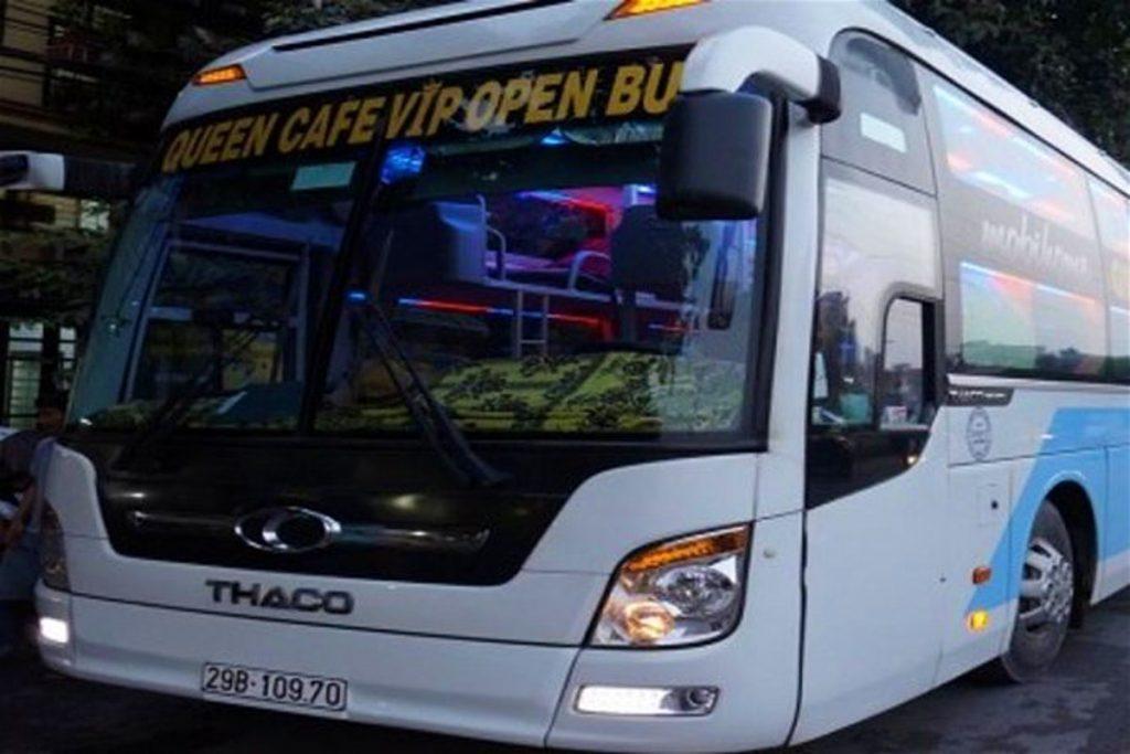 from Phong Nha to Da Nang by bus