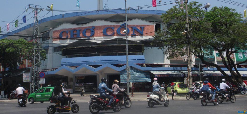 Shopping in Danang city