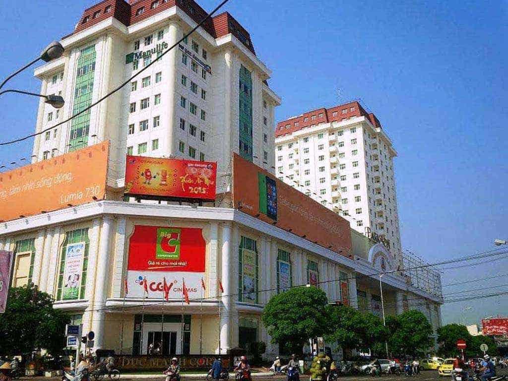 Shopping in Danang big c