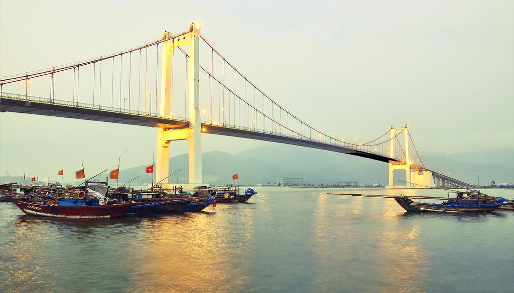 Thuan Phuoc Bridge danang vietnam