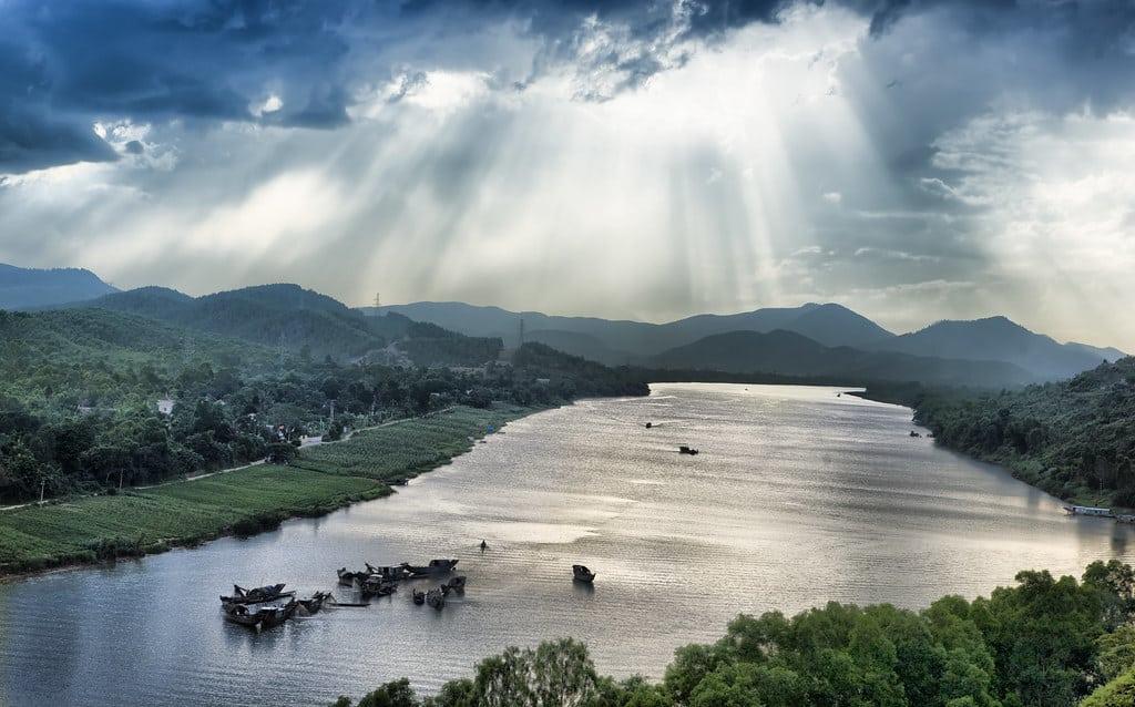Vong Canh Hill vietnam