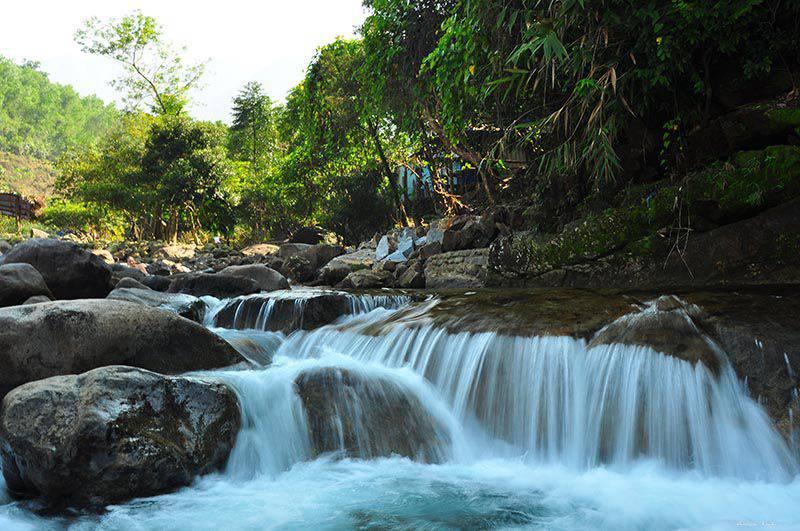 Elephant Springs in Hue Vietnam
