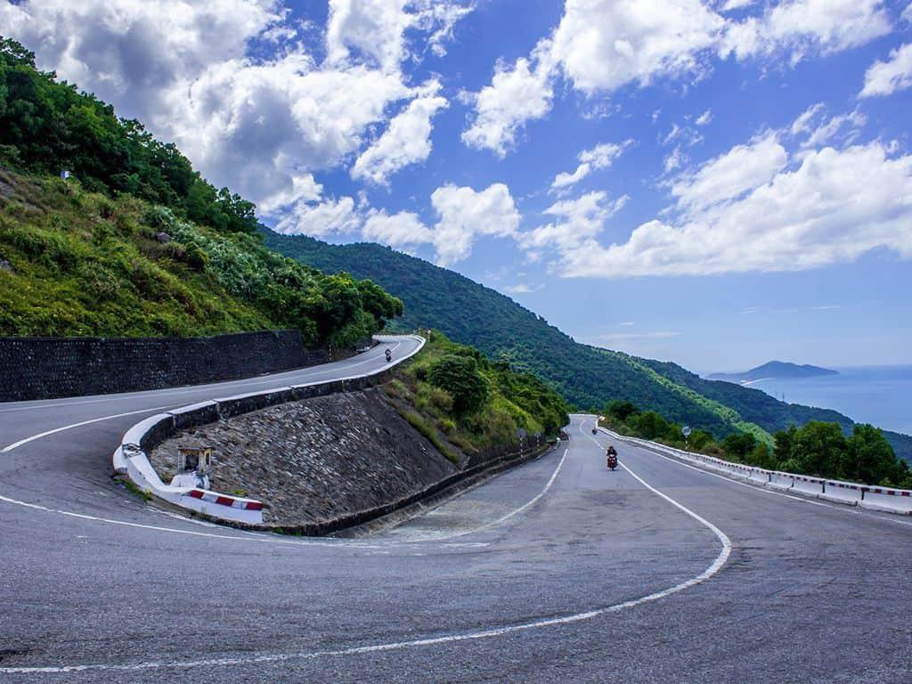 Hai Van Pass in Hue