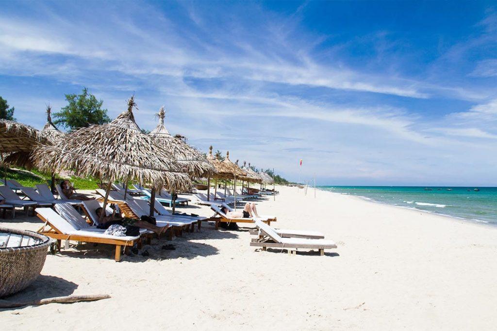 Beautiful Beaches in Hoi An