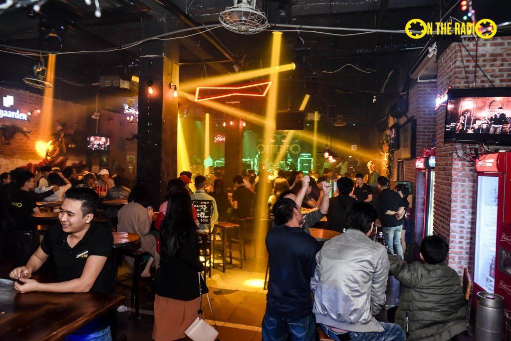 Bars in Da Nang