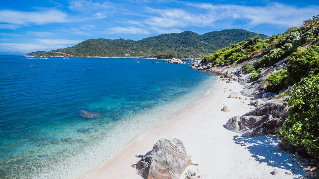 Beautiful Beaches in Hoi An - Cham Island