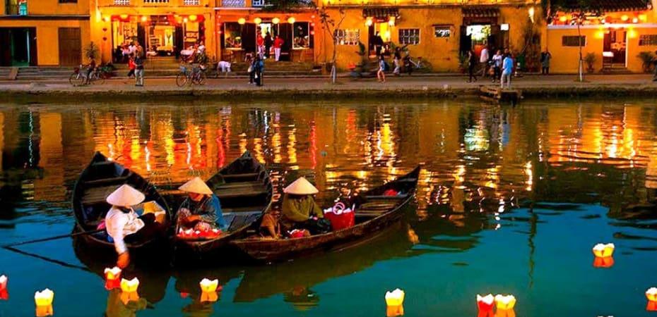 Full Moon Hoi An Festival Vietnam