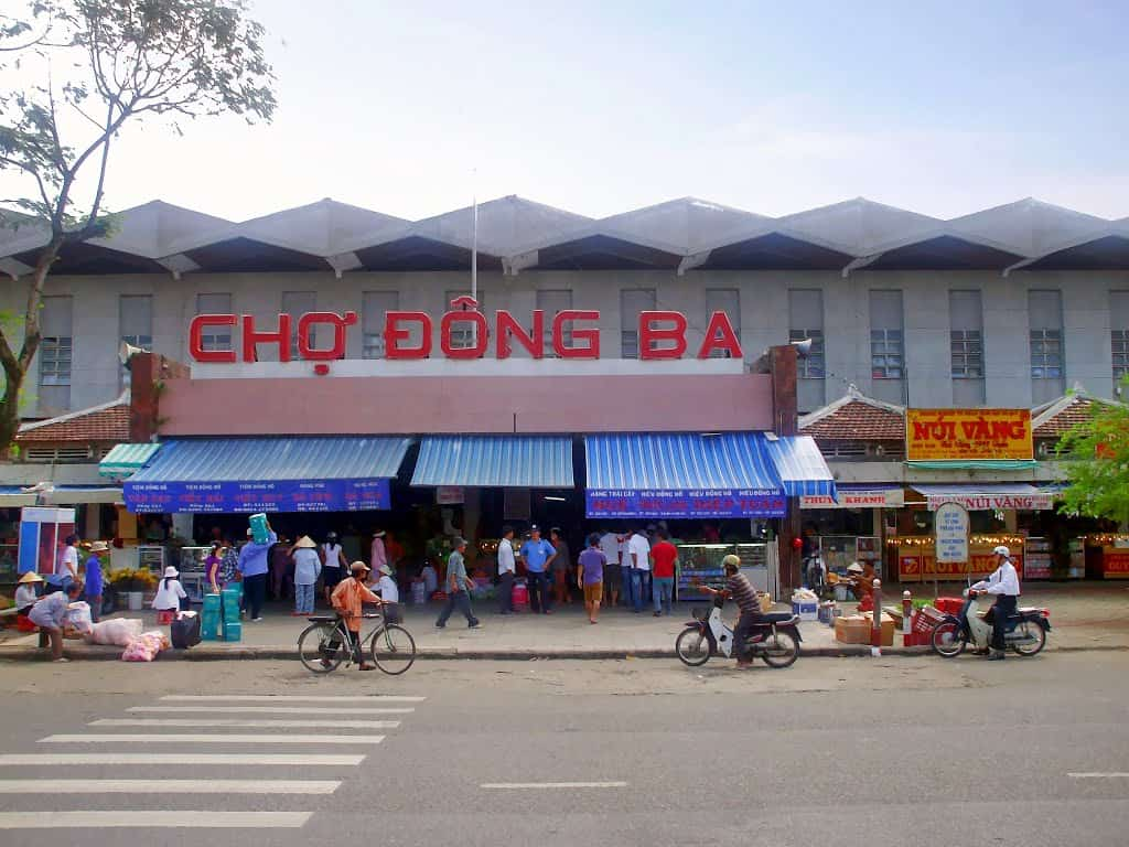 Top 5 Local Market in Hue City - One Day in Hue Vietnam
