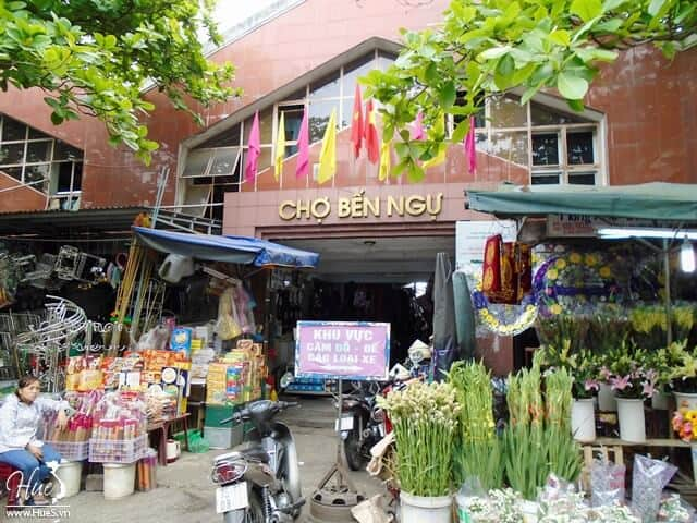 Hue Local Market