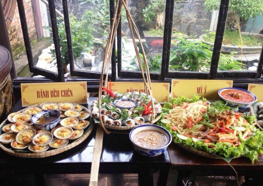 Vegetarian Restaurants Hue