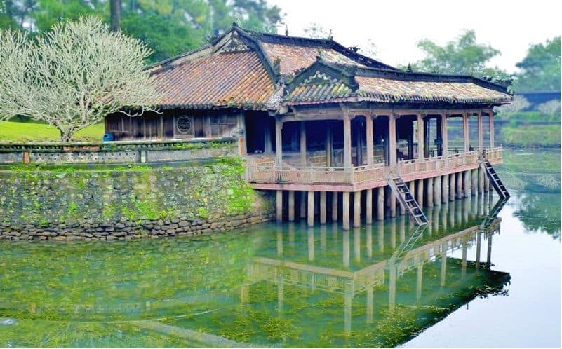 Royal Tombs in Hue