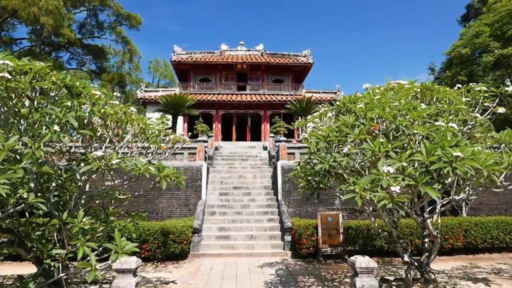 Minh Mang - Royal Tombs in Hue