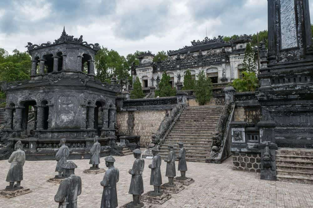 Khai Dinh - Things To Do in Hue Vietnam