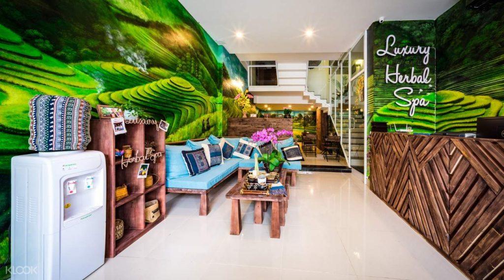 Massage Places in Da Nang